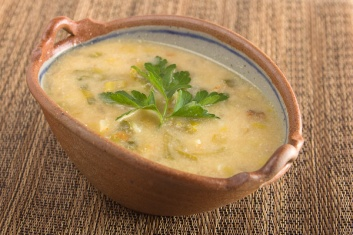 Leek-Potato-and-Parsnip-Soup